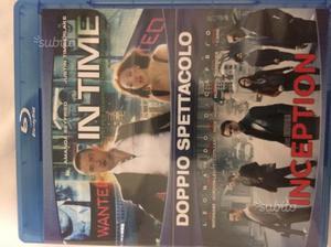 Doppio film in time / inception blu ray