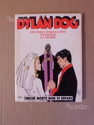 Dylan Dog n 121 prima edizione