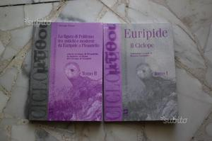 Euripide, Il Ciclope tomo 1 e 2