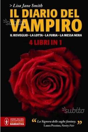 Il diario del vampiro 4 libri in 1