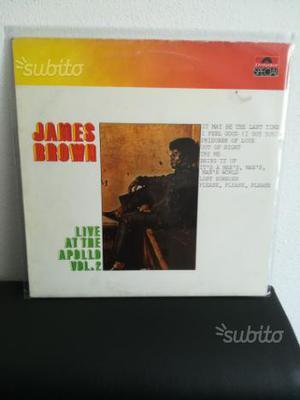 James Brown - Live at the apollo vol 2