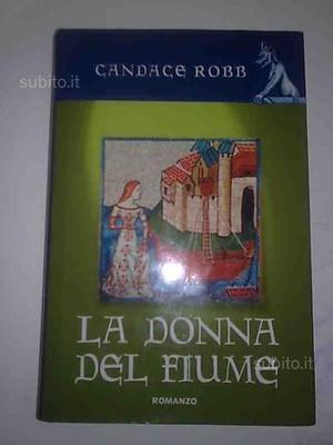 LOW COST libro LA DONNA DEL FIUME Robb