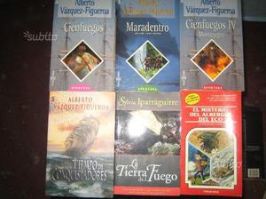 Libri di narrativa in lingua Spagnola