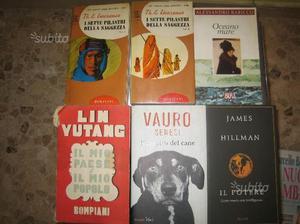 Libri di vari Generi e autori