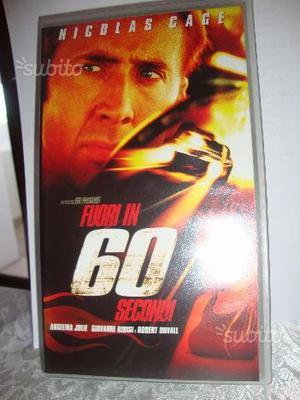 Lotto di VHS