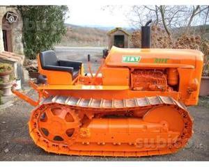 Manuale uso e manutenzione per trattore Fiat 411