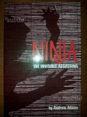 NINJA the invisible assassins libro in Inglese