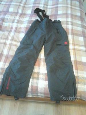 Pantaloni da sci per bimbo mis. 8 anni