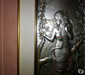 Coppia quadri acca posot class for Quadri in argento