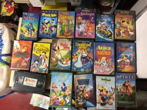 VHS originali Walt Disney e Film