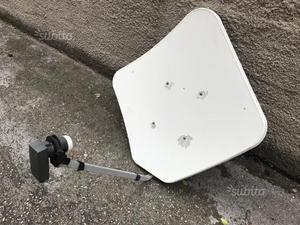 Antenna satellitare parabola satellite + LNB