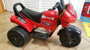 MOTO elettrica Ducati