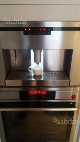 Macchinetta del caffè ad incasso AEG