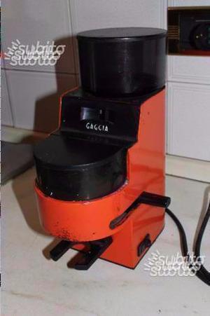 Macina caffè gaggia con dosatore