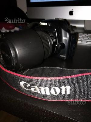 Canon EOS 450D + obiettivo EFS mm IS
