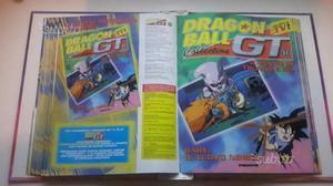 Dragon Ball GT SERIE COMPLETA + FASCICOLI DA COLLE
