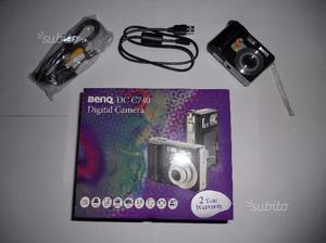 Fotocamera Digitale BENQ DC C740