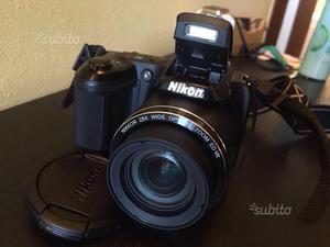 Fotocamera digitale Nikon coolpix L340