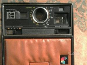 Kodak Istant Camera Focus Control