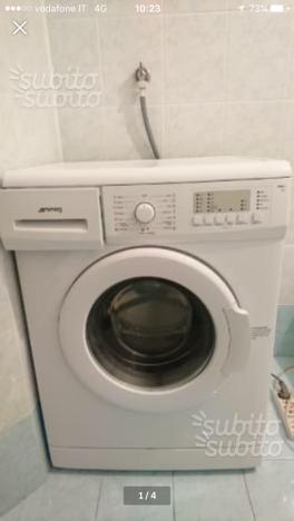 Lavatrice smeg 6 kg | Posot Class