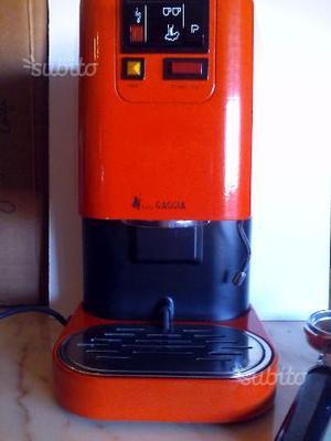 Macchina Caffè Gaggia Orange Baby(anni 70)