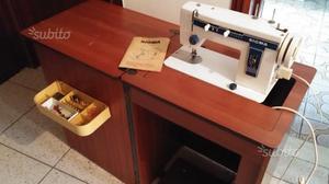 Macchina da cucire capsula bobina singer necchi pf posot for Porta bobina macchina da cucire