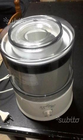 Macchina del gelato girmi gran gelato posot class - Macchina per il gelato in casa ...