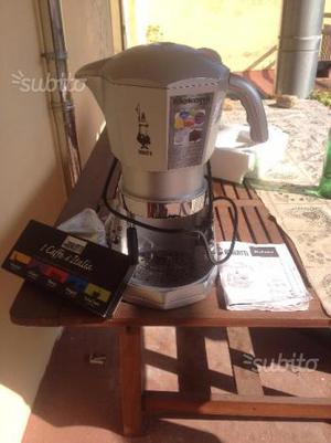 Mokona bialetti macchina da caffè