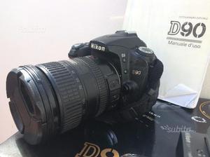 Nikon d90+nikon  vr
