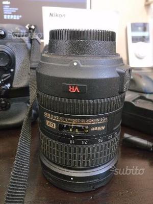 Obiettivo Nikkor AF-S VR mm  scatti