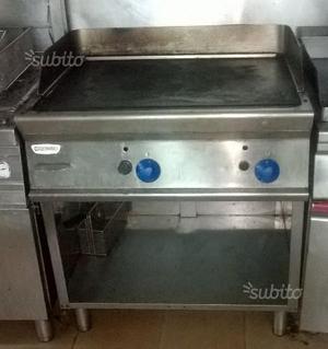 Piastra per panini professionale a gas migliori posate - Piastra per cucinare ...