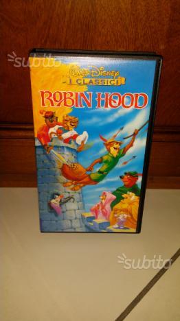 ROBIN HOOD film di Walt Disney
