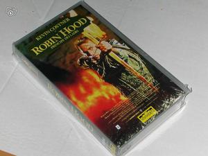 Robin hood principe dei ladri video originale vhs