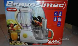 Bravo Simac 2 S Manuale.Robot Da Cucina Bravo Simac Schema Elettrico Posot Class