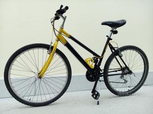 "Bici MTB Esperia 26"" Shimano 18 Speed"
