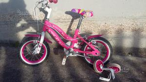 """Bicicletta bambina """"vera"""" Mis. 12"""