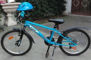 Bicicletta bimbo 7 anni BTWIN