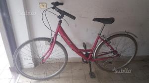 Bicicletta da donna da 28 da stazione