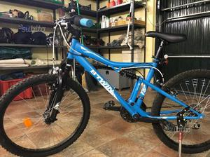 Bicicletta mountain bike, usata tre volte