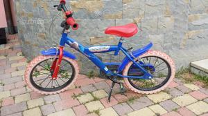 Bicicletta per Bambino 4-6 anni spiderman toys