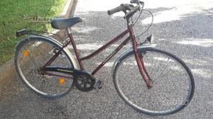 City Bike donna da 28 bicicletteria canbio 6 v