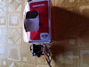Deragliatore anteriore sram x9