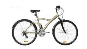 Mountain Bike Donna Biammortizzata B-Twin Nuova