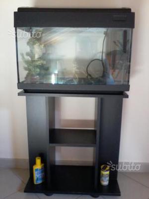Acquario marino mobile e sump posot class - Acquario mobile ...