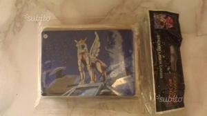Cavalieri dello Zodiaco, sticker laser cards pack