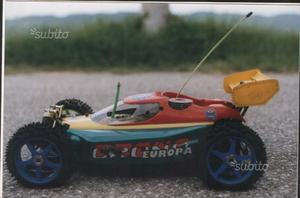 Crono europa S6 off road