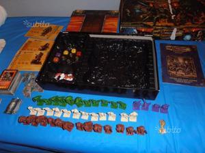 Raro gioco da tavolo la leggenda di zargon parker posot - Dungeon gioco da tavolo ...