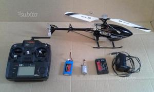 Elicottero rc 4ch robbe