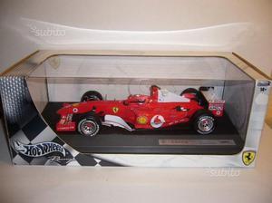 Ferrari F Schumacher w.c.  F MATTEL