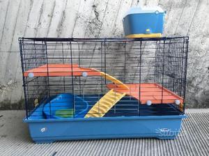 Gabbia per cavie o conigli